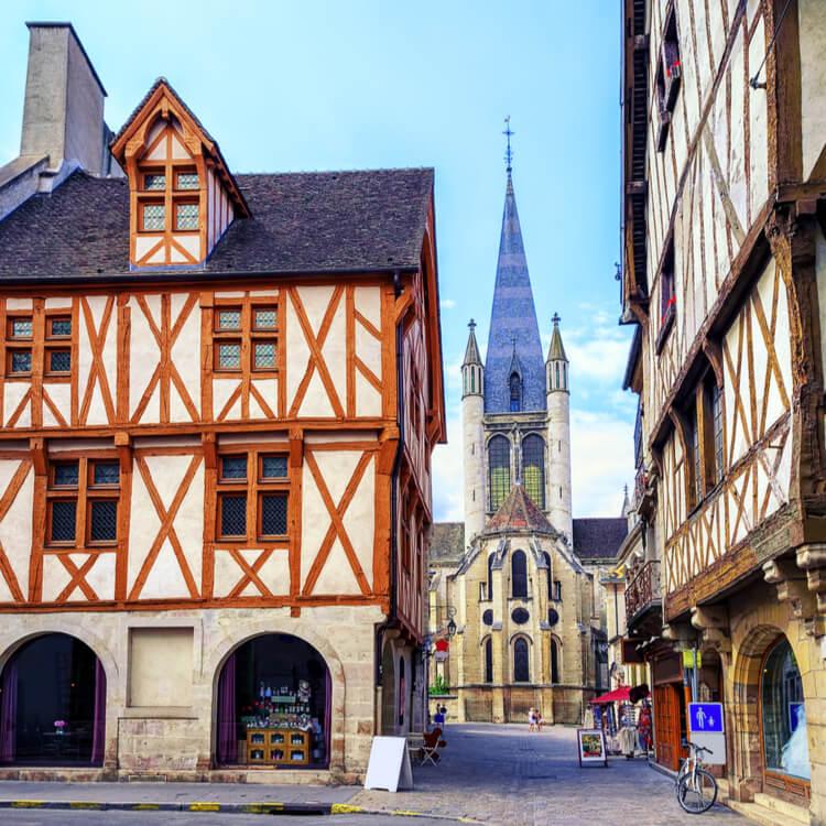formation langues à Dijon